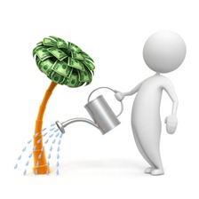 guy-watering-money-tree