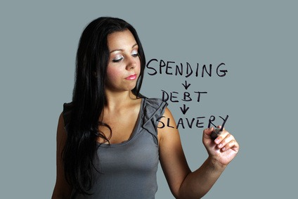 Kicking The Overspending Habit To The Curb